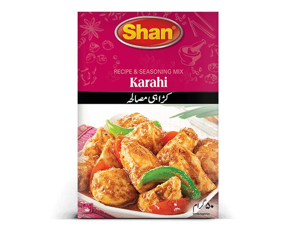 Shan Karahi Recipe Masala Double Pack (4707090694229)