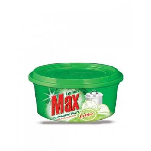 Lemon Max Dish Wash Paste Green 200Gm (4626069127253)