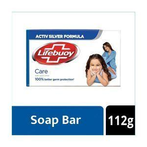 Pack of 3 Lifebuoy - Lifebuoy Soap Care - 112gm (4611975610453)