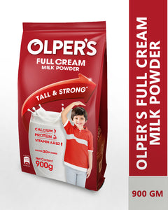 Olpers Full Cream Milk Powder 900gm (4656708583509)