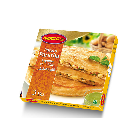 Nimco Potato Paratha 3pcs (4629882044501)