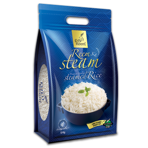 Reem Ka Steam Rice Blue 5 Kg (4736332169301)
