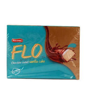 Bisconni Flo Cake Vanilla Box 12 Pcs