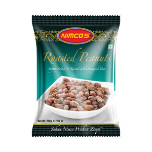 Nimco's Roasted Peanut 200gm (4629702803541)