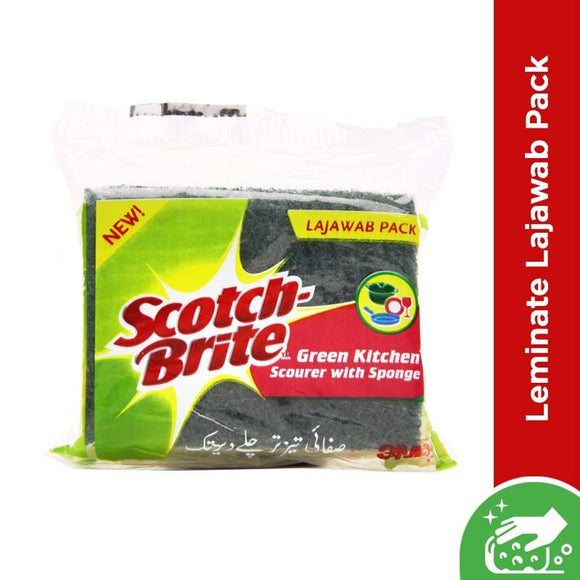Scotch Brite Leminate Pack 2 nail saver