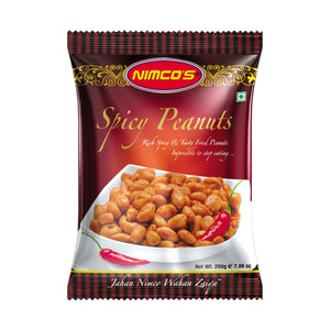 Nimco's Spicy Peanut 200GM (4629700477013)