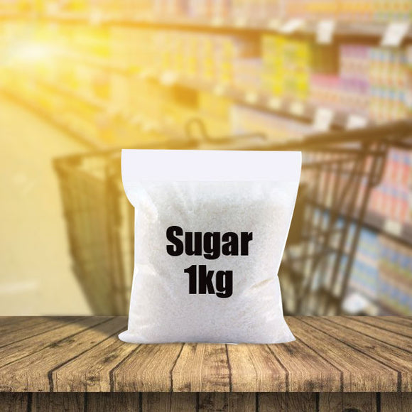 Ahmed Food Sugar 1kg (4775747453013)