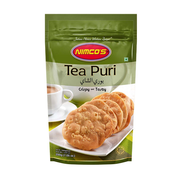 Nimco Tea Puri 200gm