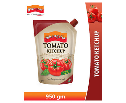 Shangrila Tomato Ketchup 950gm Pouch (4651554963541)