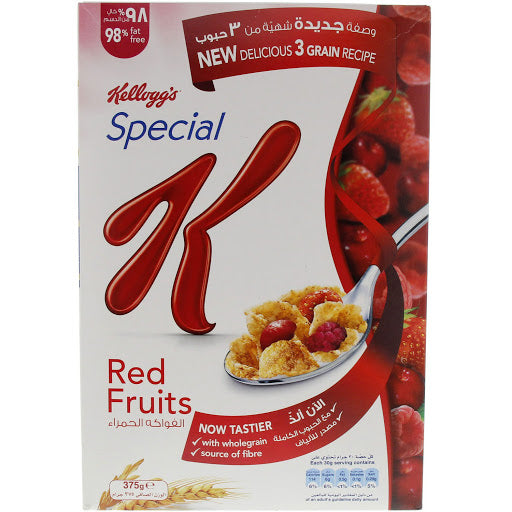 Kellogg's Special Red Fruit 375 gram