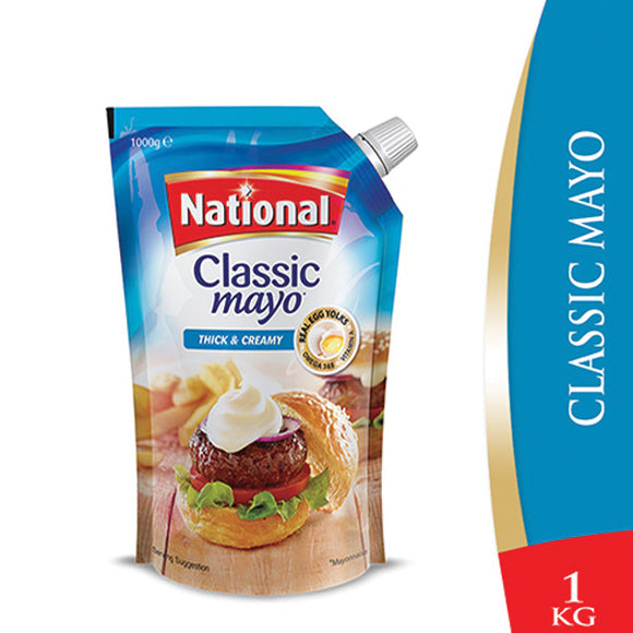 National Classic Mayo 1.0Kg (4625848565845)