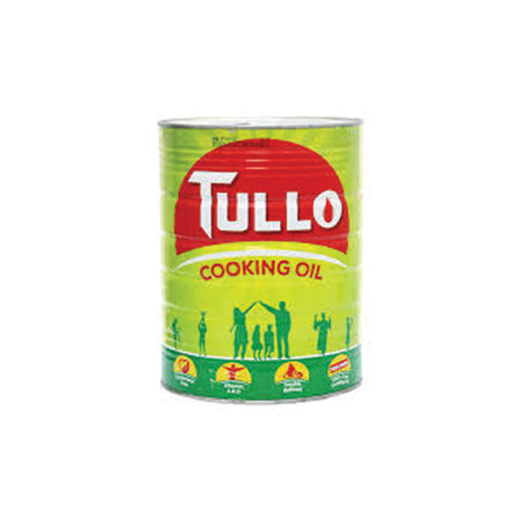 Tullo Cooking Oil Pakwan Tail Tin 5Ltr (4728109301845)