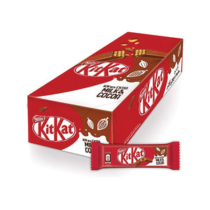 Kitkat Finger Milk Chocolate Wafer Pack Of 48 Pieces (4623880618069)