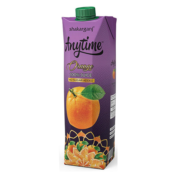 Anytime Orange 1000ml