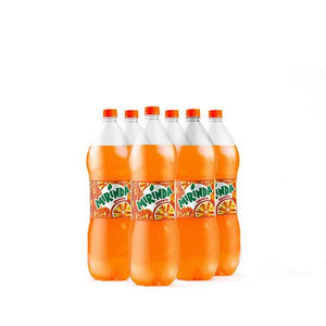 Pack of 6 Bottle Cold Drinks 1 Ltr