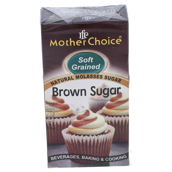 Mother Choice Soft Grained Brown Sugar 300g (4613067964501)
