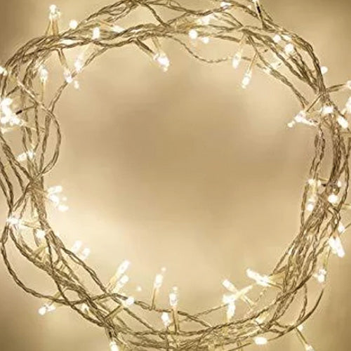 Led Fairy Lights 22' Foot -220 V Plug operated (4692074430549)