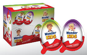 wonder kids eggs box