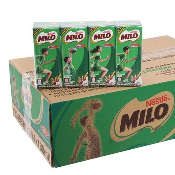 Nestle Milo 180ml*12 Pack (4611858858069)