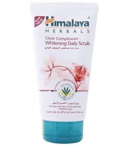 Himalaya Clear Complexion Whitening Face Scrub 150ml (4655309815893)