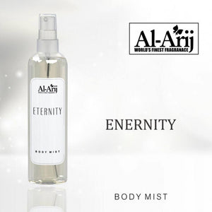 Al Arij Body Mist 125ml  Eternity