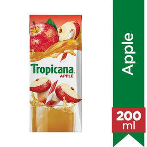Tropicana Apple 200ml (4614396477525)