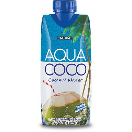 Natural Aqua Coconut Water 300ml
