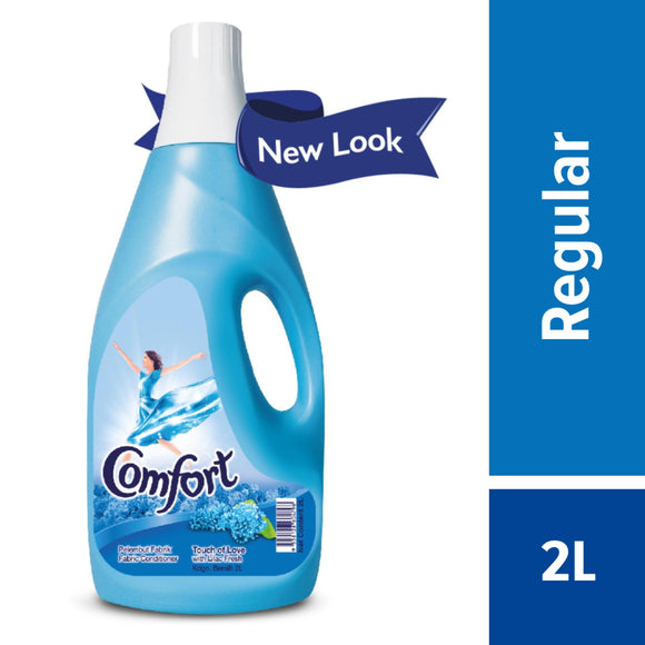 COMFORT FABRIC SOFTNER TOUCH OF LOVE 2LTR