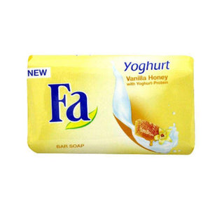 Fa Yoghurt Vanilla Honey Cream Soap Bar 125g