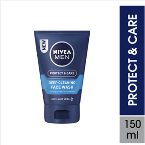 Nivea Men Wash Protect & Care 150 ml