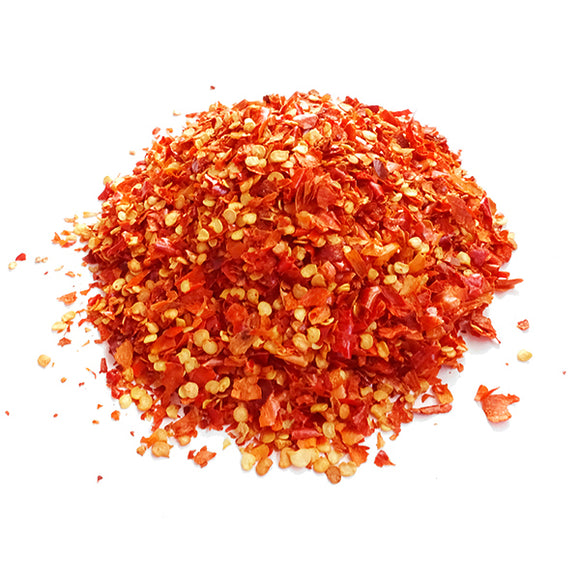 Ahmed Food Red chillies Crushed 200gram (Kuti Mirchen) (4693199814741)
