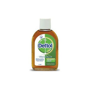 Dettol - Dettol Antiseptic Liquid - 50ml (4611920134229)