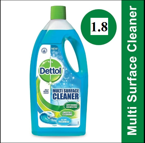 Dettol Multi Surface Cleaner Aqua 1800ml