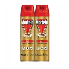 MORTEIN All Insect Killer 375ML X2 (4737393950805)