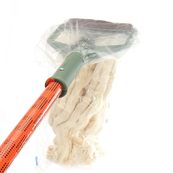 Mop Set With Wood Handle and Refill (4611903357013)