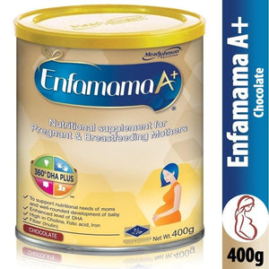 Enfa Mama - Enfa Mama Chocolate A+ Powder Milk - 400gm