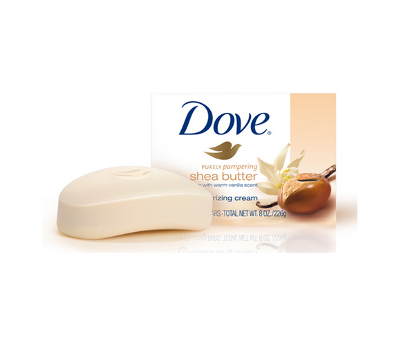 Dove Purely Pampering Vainilla Soap 100 Gram