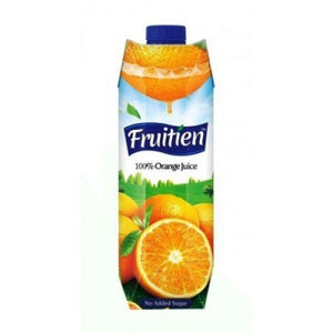 Fruitien Orange Juice - 1ltr (4631078961237)