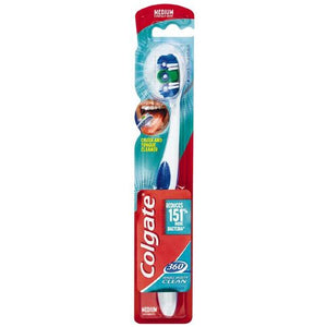 Colgate 360* Medium Tooth Brush (4611953426517)
