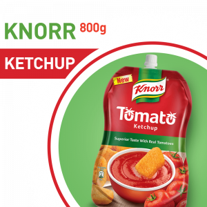 KNORR TOMATO KETCHUP 800G