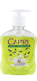 Capri Moisturizing Hand Wash – 250ml
