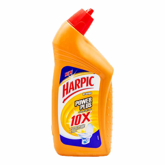 HARPIC TOILET CLEANER ORANGE 500ML (4725568667733)
