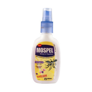 Mospel Mosquito Repellant Silk Fragrance 45ml