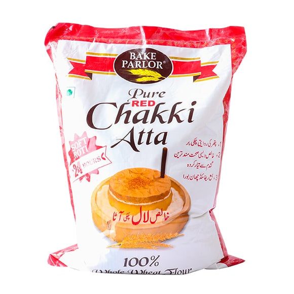 Bake Parlour Pure Red Chakki Atta