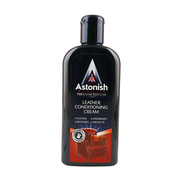 Astonish Leather Conditioning Cream 250ml