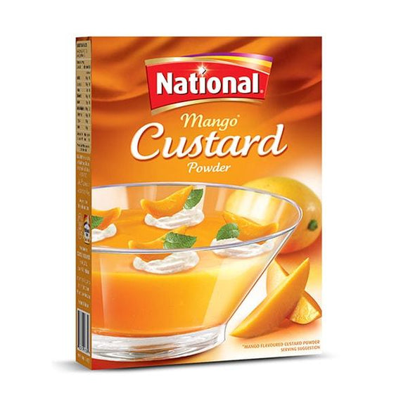 National Custard Powder Mango 275gm
