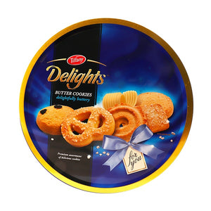 Tiffany Delights Butter Cookies Box 405 GRAM