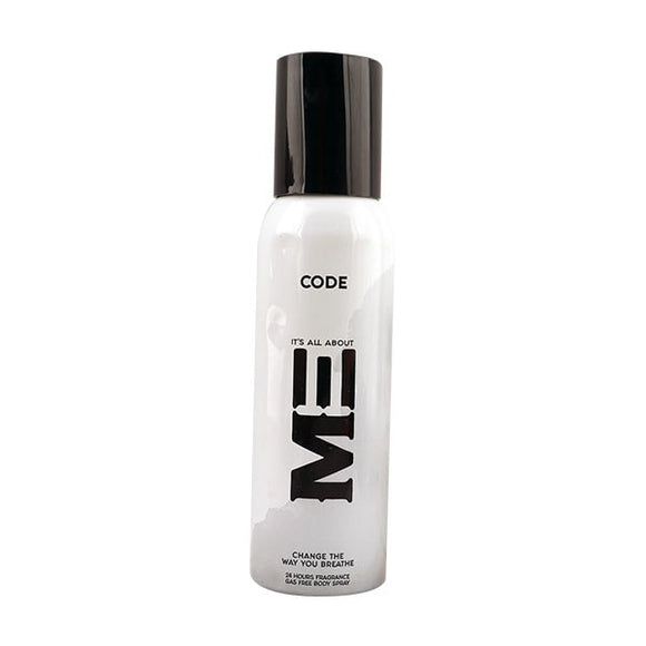 Me Body Spray Code 120ml (4624202072149)