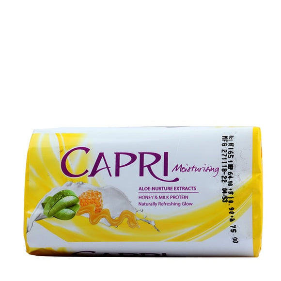 Capri Aloe Nurture Extracts Soap 165gm (4631159078997)