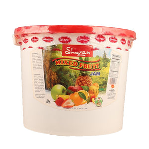 Shezan Mix Fruit Jam 7kg (4649226174549)